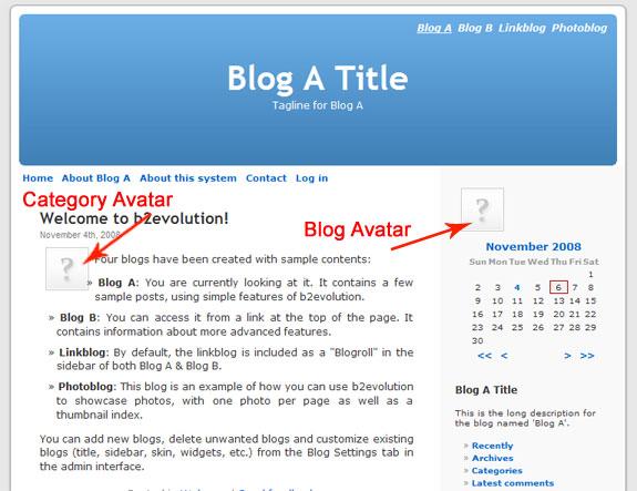 [Plugin min v4.1] Avatars for b2evolution v4.1 and v5
