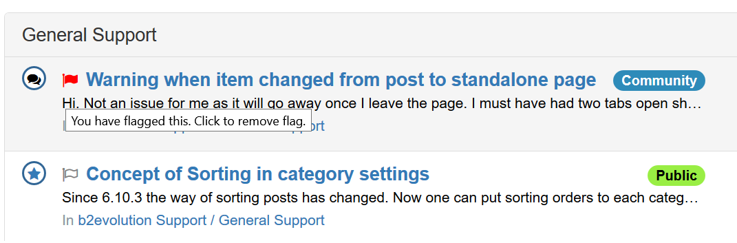 Flags, Flagging, Spam and ??